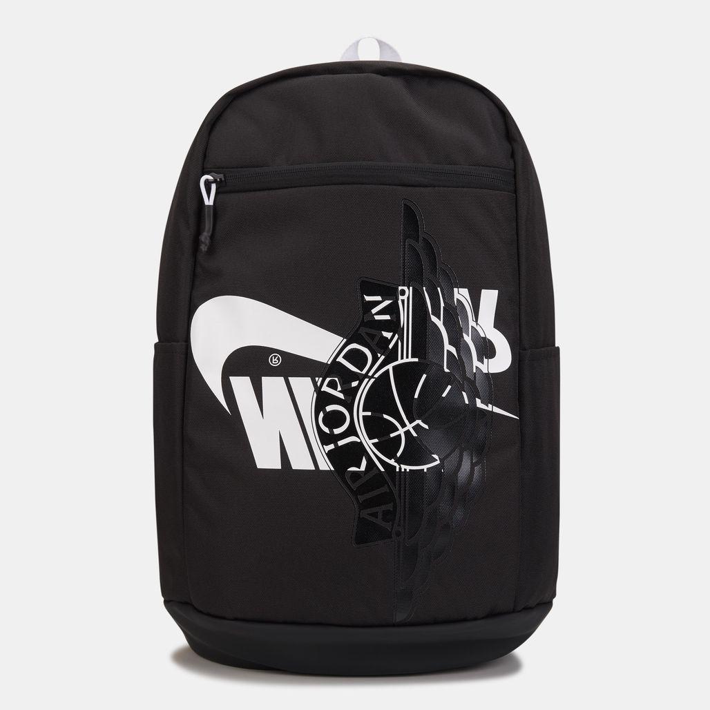 Jordan Kids' Remix Backpack - Black