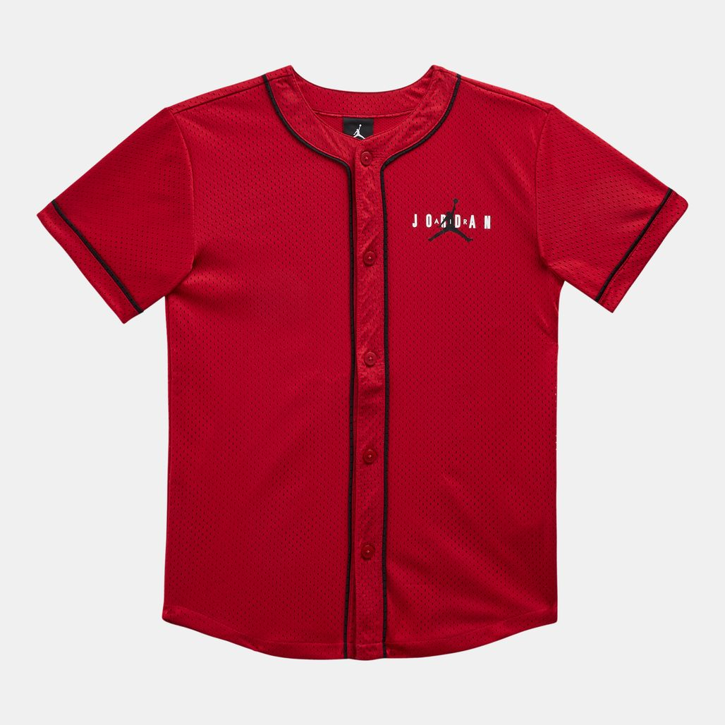 Jordan Kids' Jumpman Air Mesh T-Shirt (Older Kids)