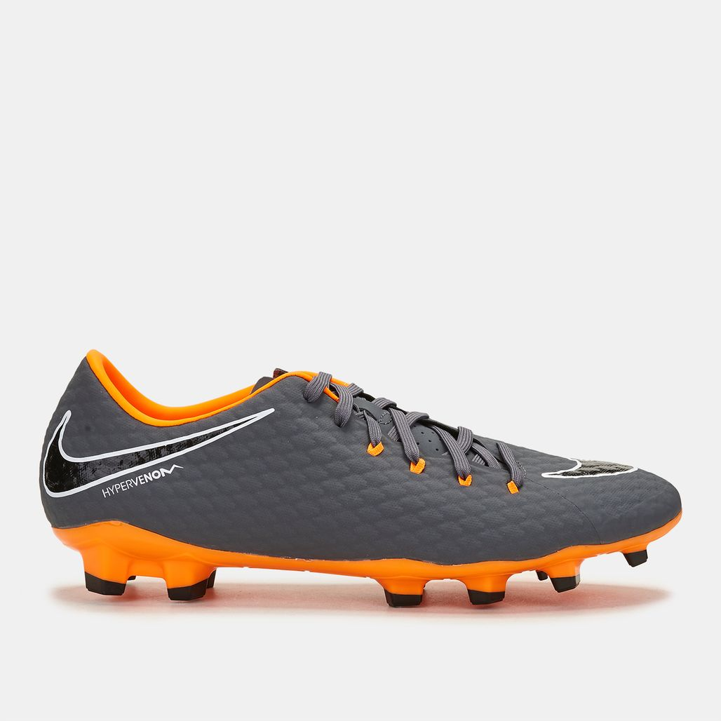 Nike Hypervenom Phantom III Academy Firm Ground Football Shoe