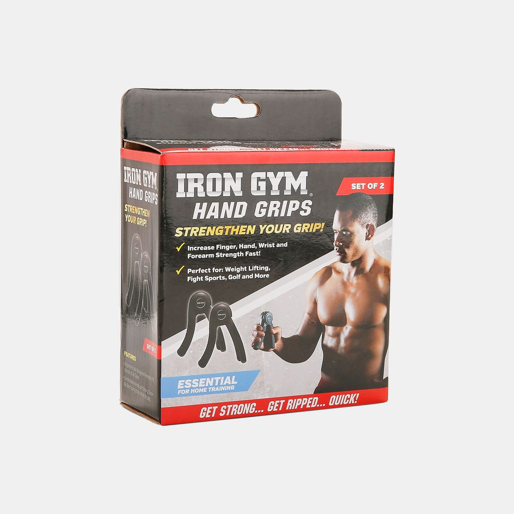 Iron Gym Hand Grips - Multi