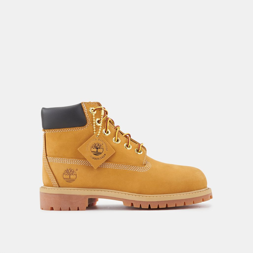 """Timberland Kids' Icon 6"""" Premium Boot"""