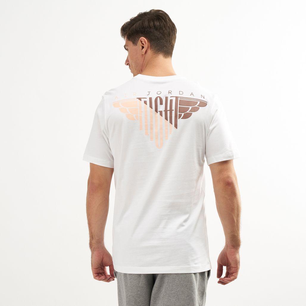 Jordan Men's Wings Flight Logo T-Shirt