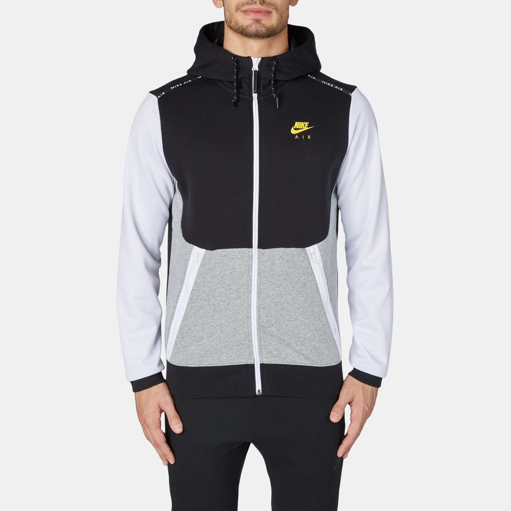 Nike Air Hybrid Fleece Full-Zip Hoodie