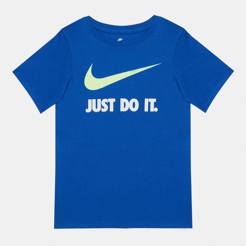 Nike Kids' Just Do It Swoosh T-Shirt (Older Kids)