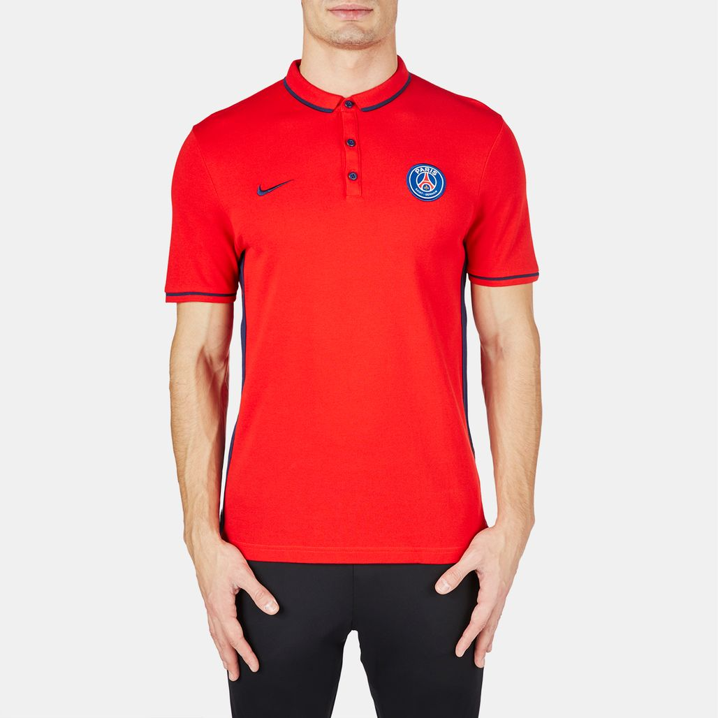 Nike Paris Saint-German Authentic League Football Polo T-Shirt