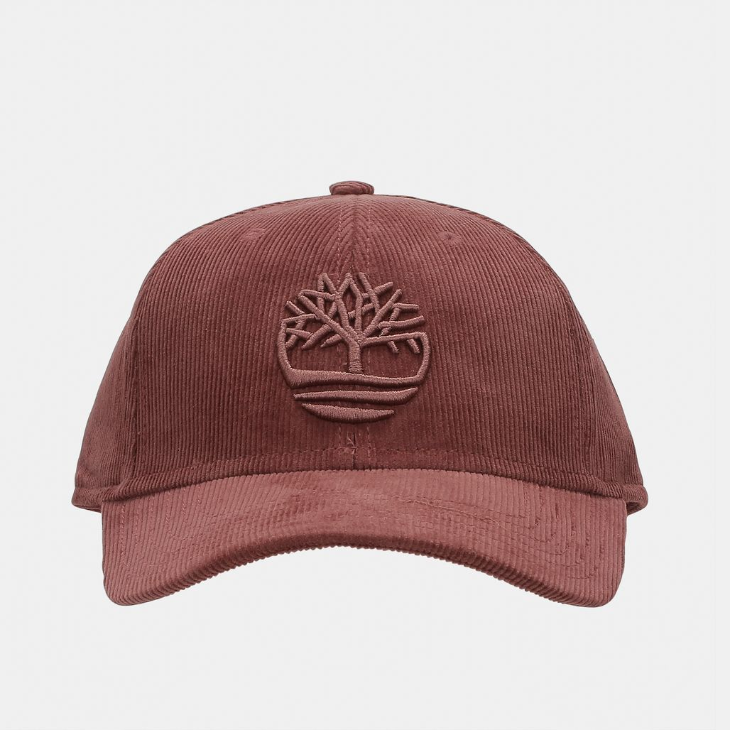 ae84197d2 Timberland Corduroy Tree Logo Baseball Cap | Caps | Caps and Hats ...