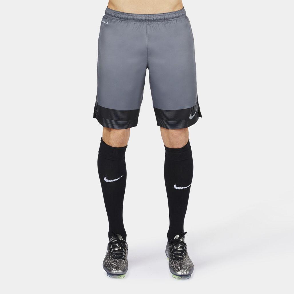 Nike Strike Printed Graphic Woven 2 Football Shorts