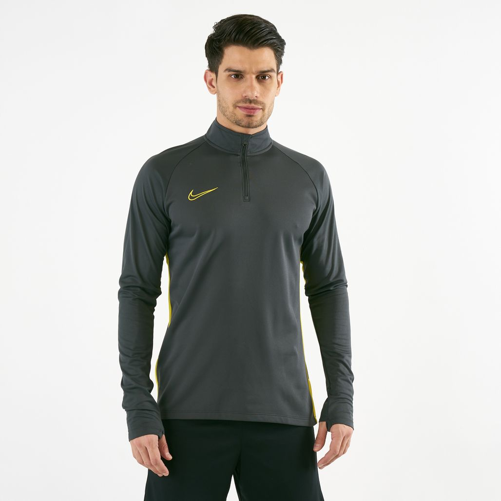 Nike Men's Dry Academy Drill Long Sleeve Football Top
