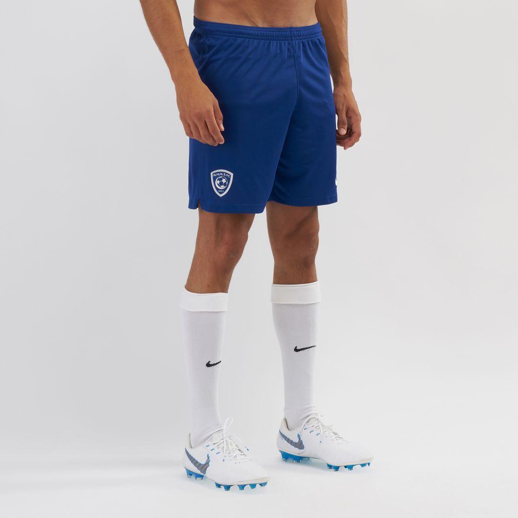 Nike Al Hilal Stadium Home/Away Shorts - 2018/19