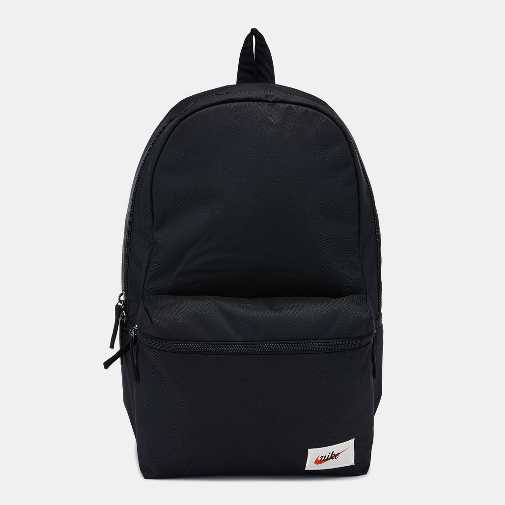 Nike Heritage Label Backpack - Black