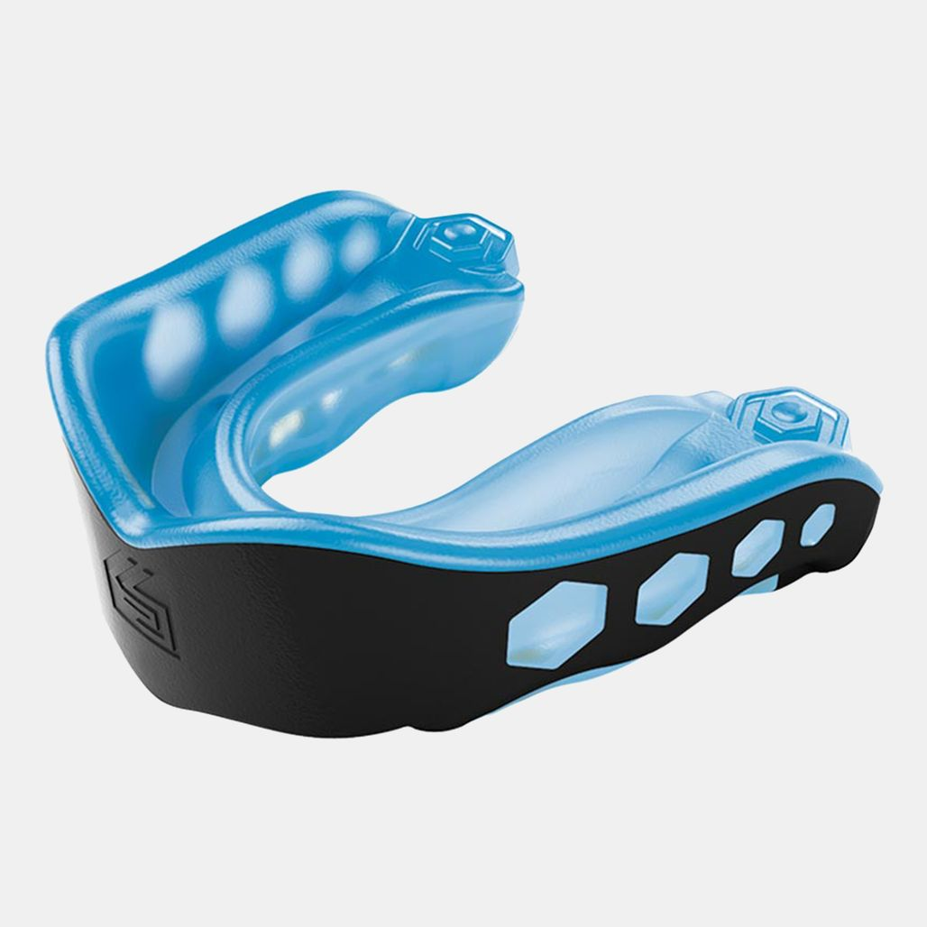 Shock Doctor Kids' Gel Max Mouthguard - Blue