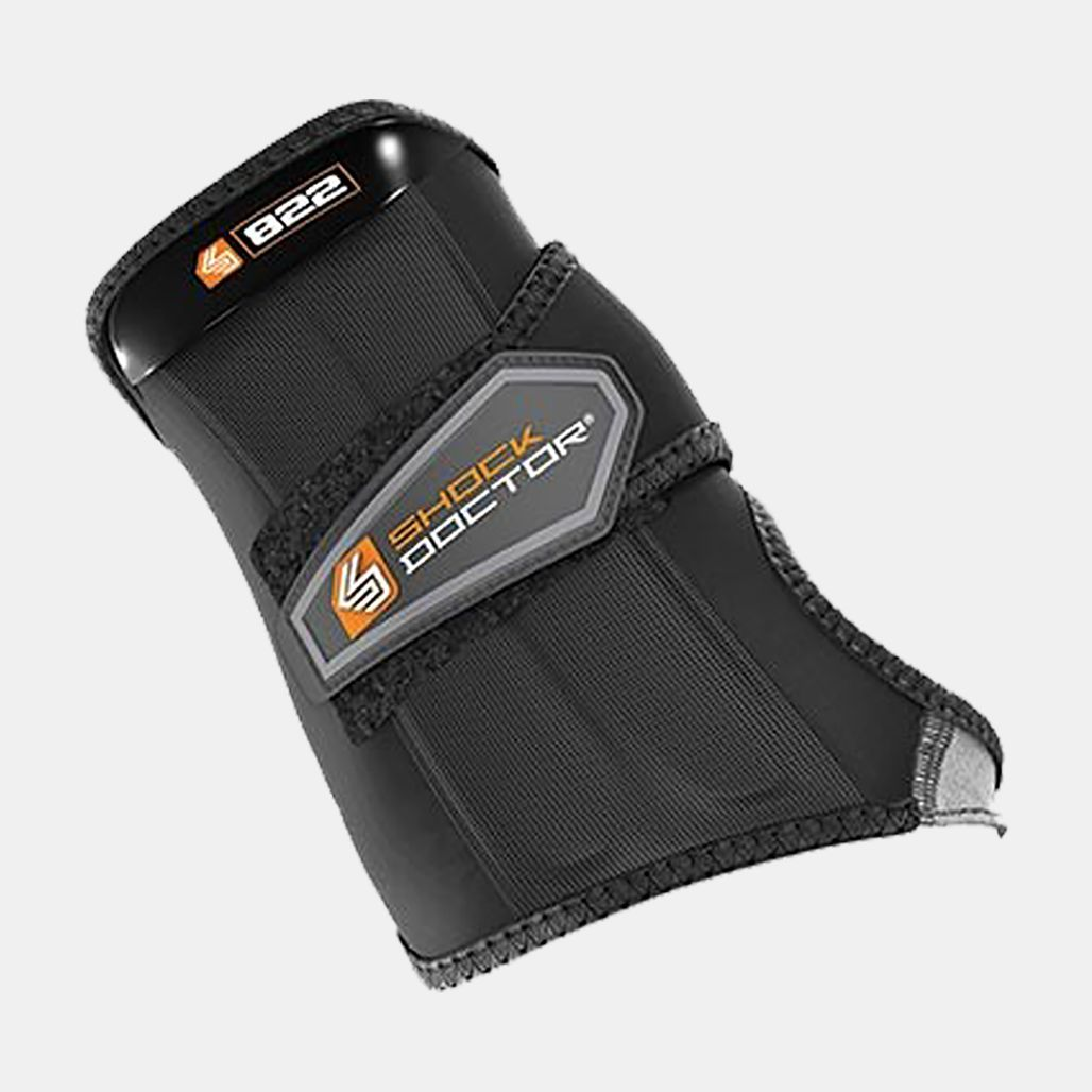 Shock Doctor Wrist Sleeve-Wrap Support - Left Hand