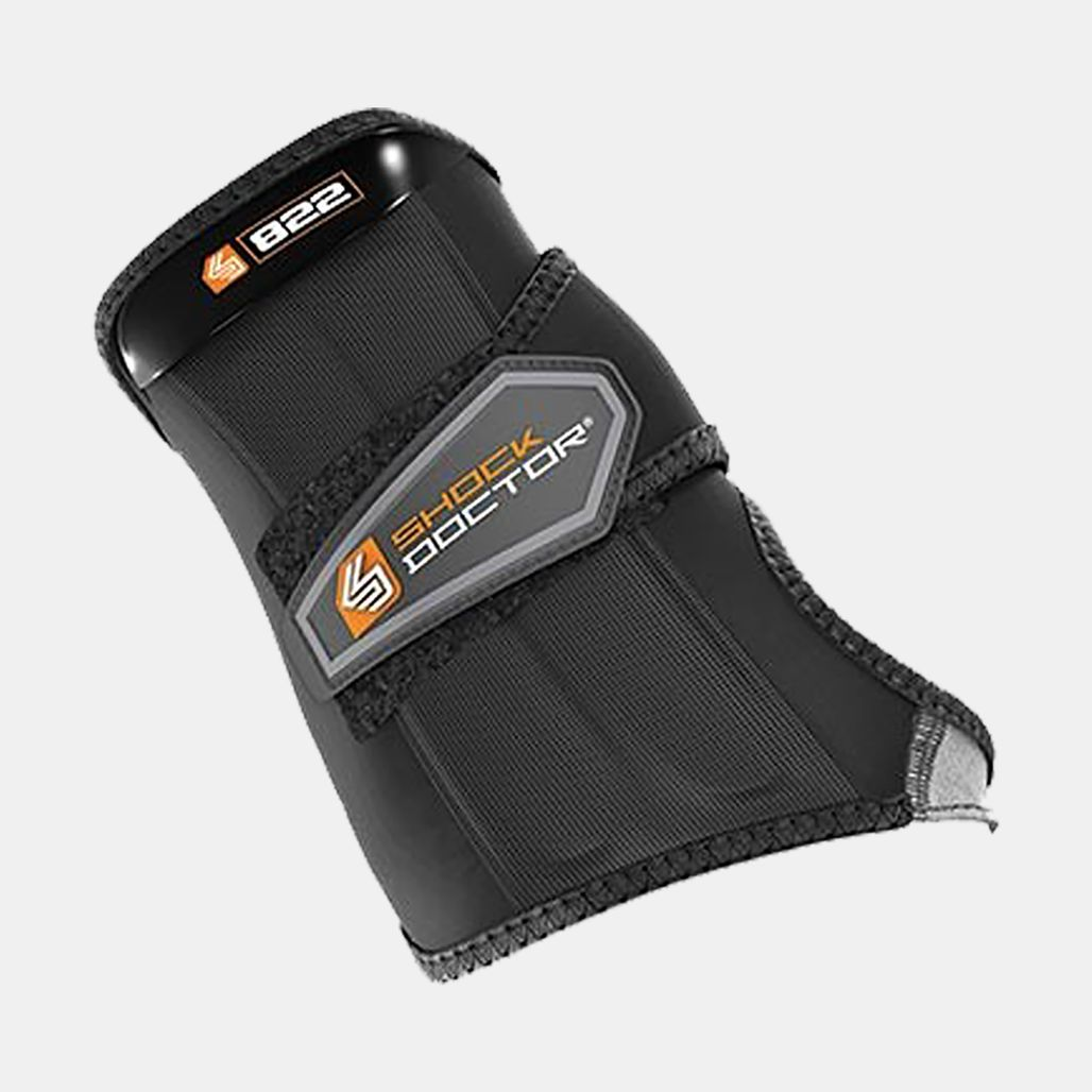 Shock Doctor Wrist Sleeve-Wrap Support - Right Hand
