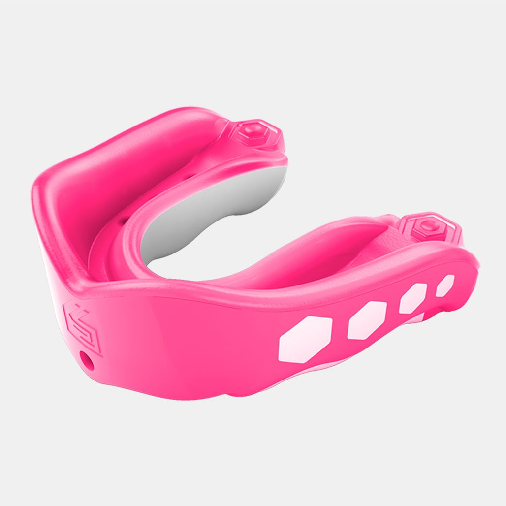 Shock Doctor Kids' Gel Max Flavor Fusion Mouthguard - Pink