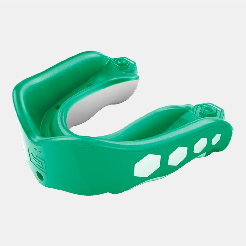 Shock Doctor Gel Max Flavor Fusion Mouthguard - Green