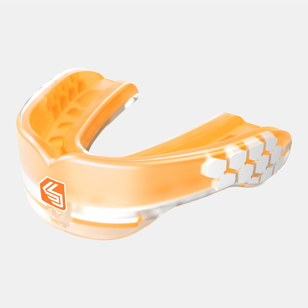 Shock Doctor Gel Max Flavor Fusion Mouthguard - Orange