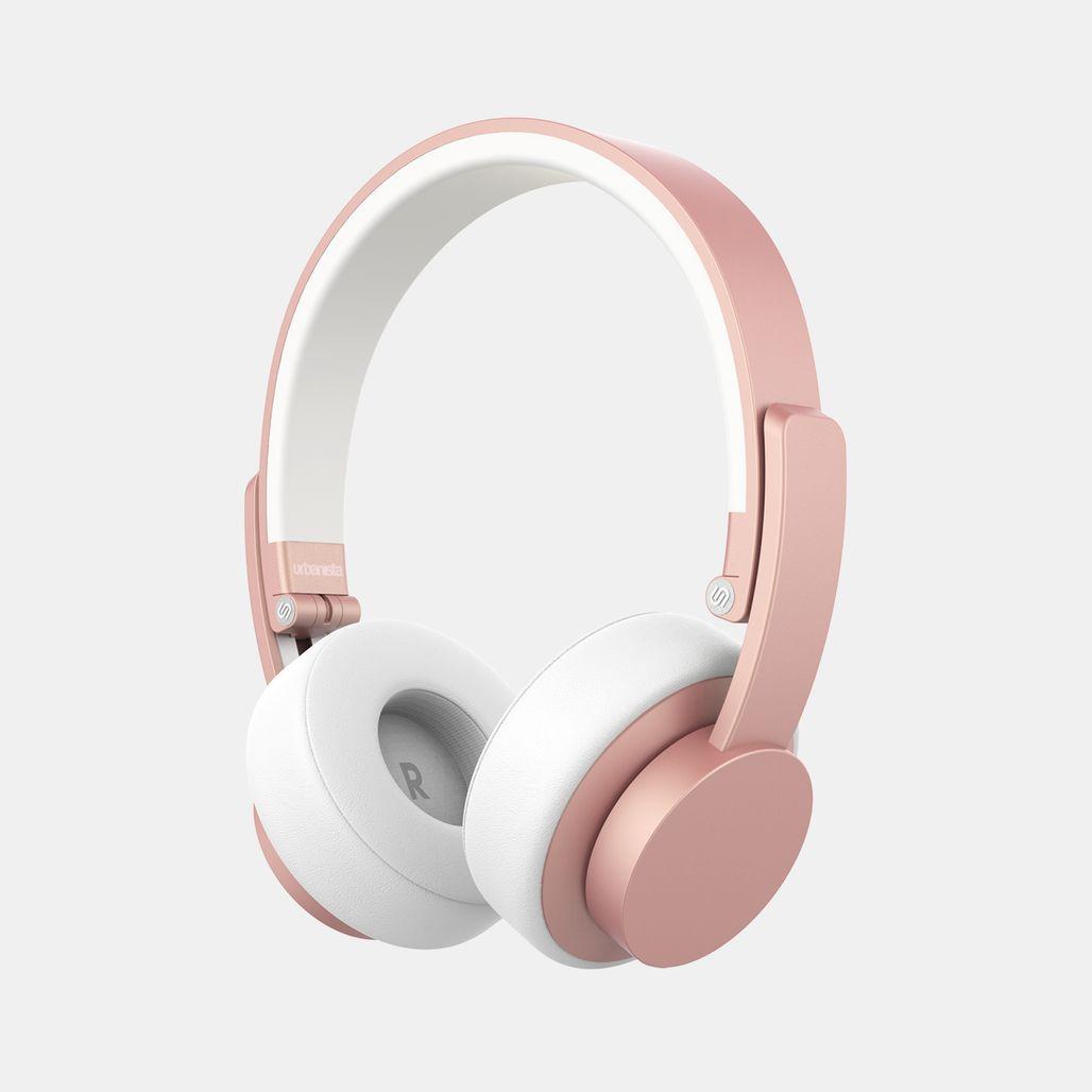 Urbanista Seattle Wireless On-Ear Headphones - Pink