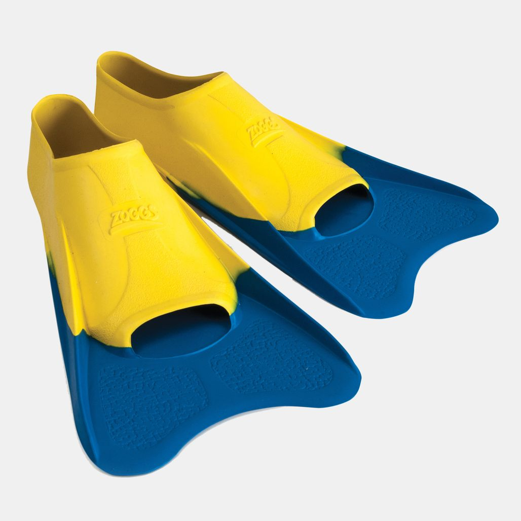 Zoggs Ultra Blue Fins - Blue
