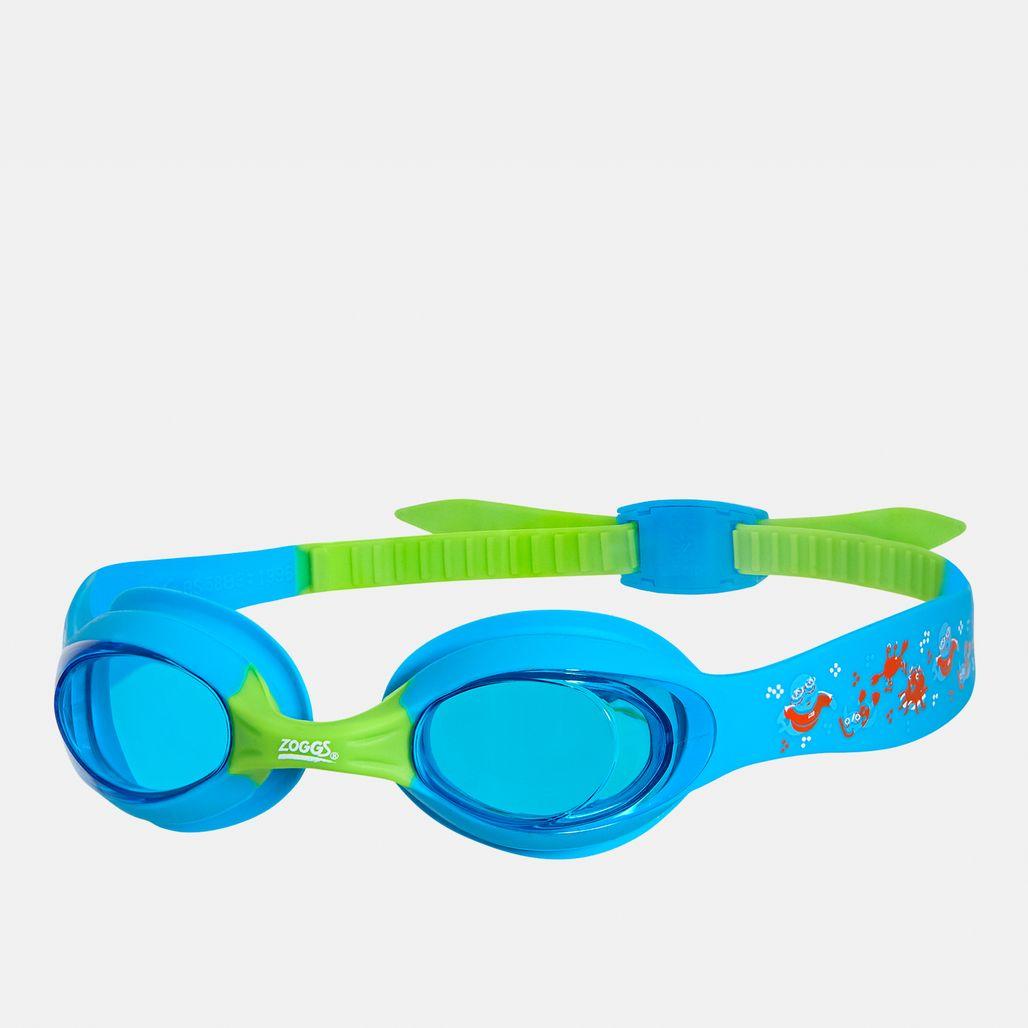 نظارات سباحة ليتل تويست من زوجز للاطفال الصغار - أزرق