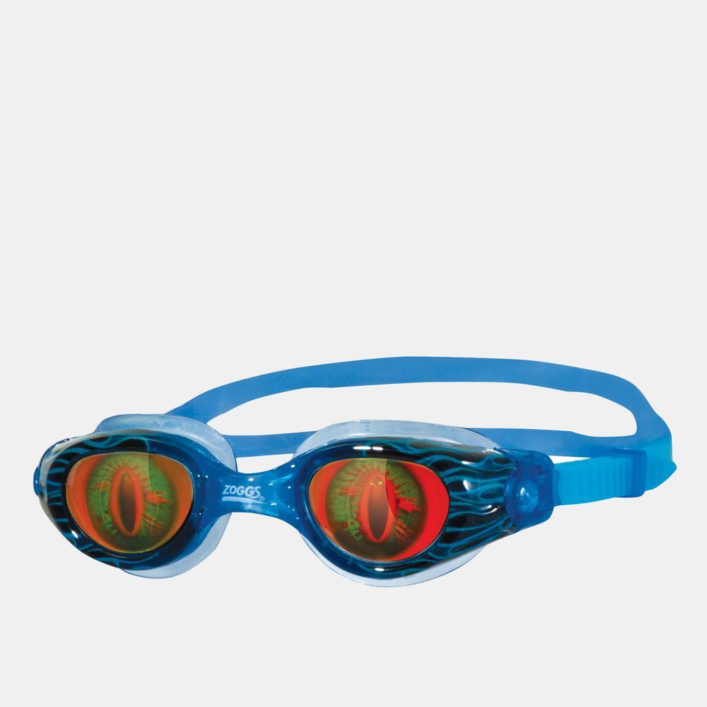 نظارات السباحة سي ديمون من زوجز للاطفال - أزرق
