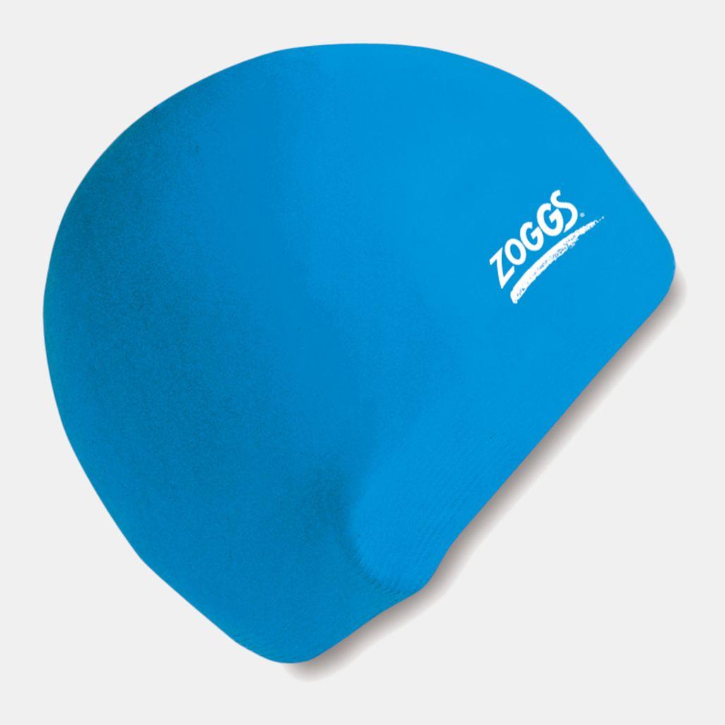 قبعة السباحة سيليكون من زوجز - أزرق