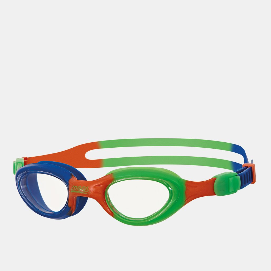 Zoggs Kids' Little Super Seal Goggles (Younger Kids) - Blue