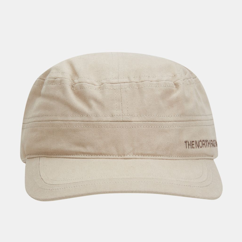 The North Face Logo Military Hat - Beige