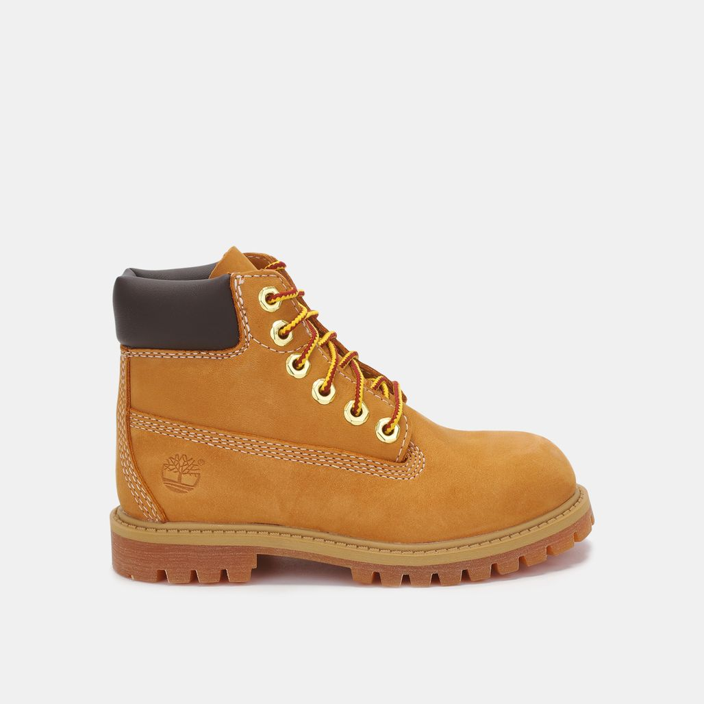 """Timberland Kids' 6"""" Premium Waterproof Boot"""
