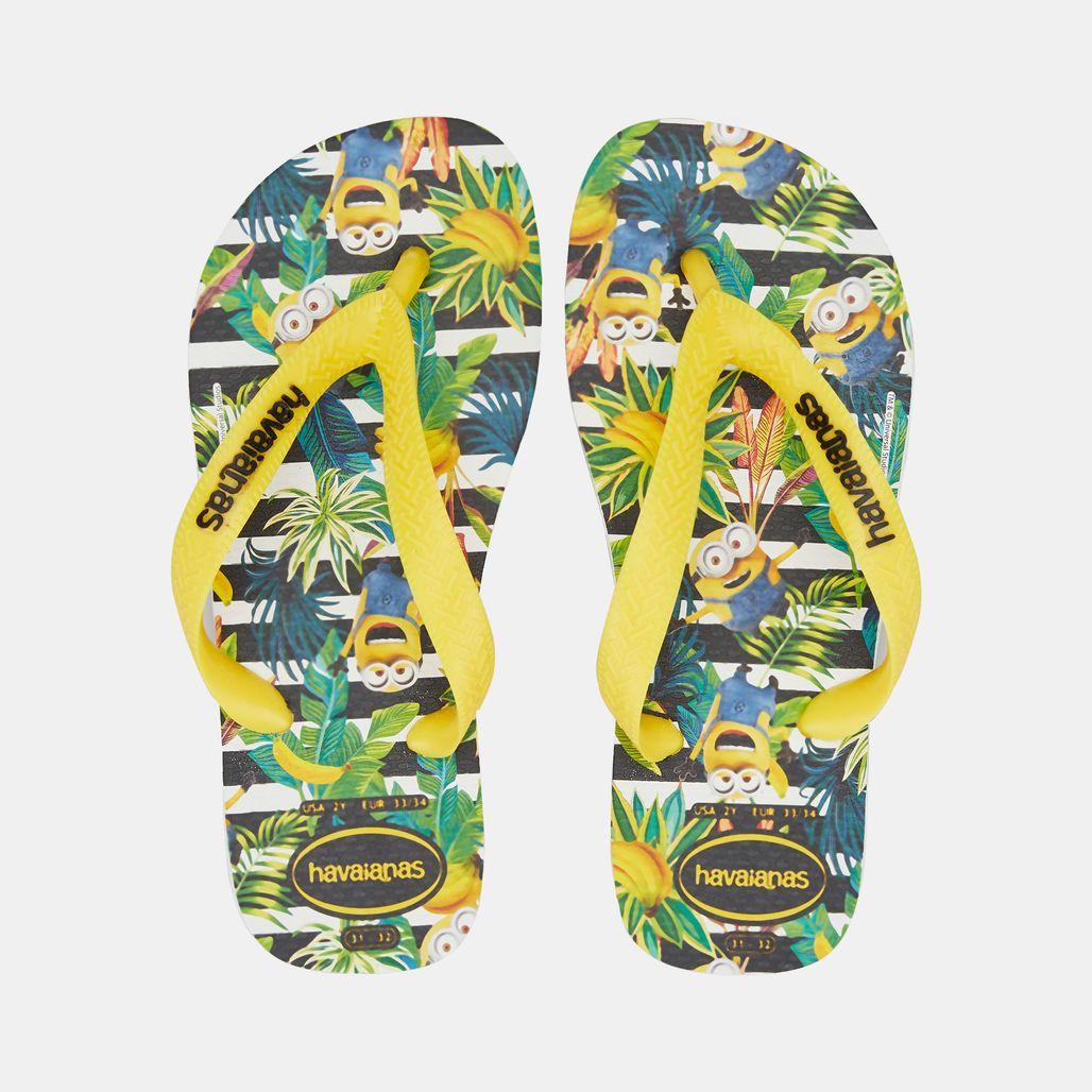 Havaianas Kids' Minions Flip Flops (Younger Kids)