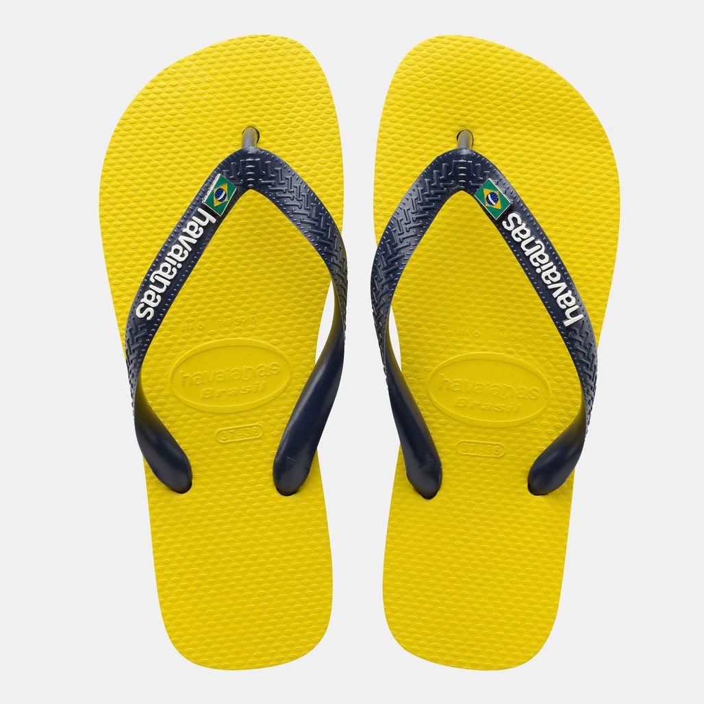 Havaianas Brasil Layers Flip Flops