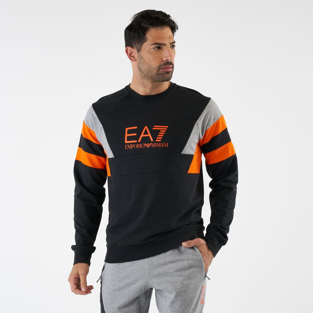 EA7 Emporio Armani Men's 7 Colour Sweatshirt