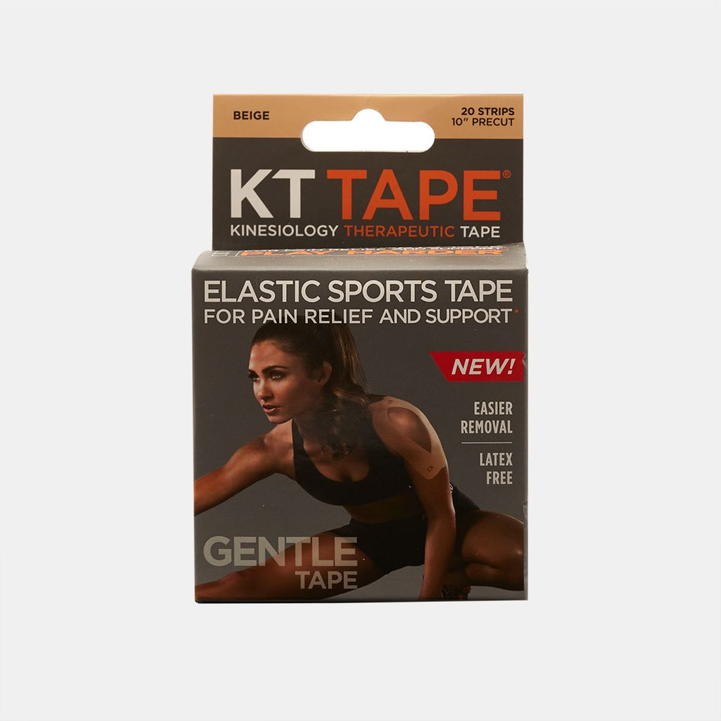 KT Tape Gentle Tape Pre-Cut 20 Strip - Beige