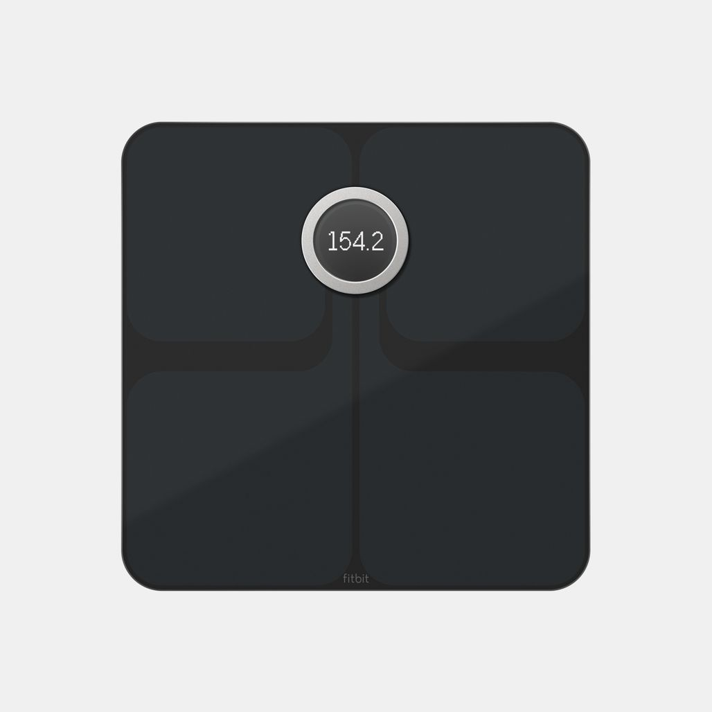 Fitbit Aria 2 Wi-Fi Smart Scale - White