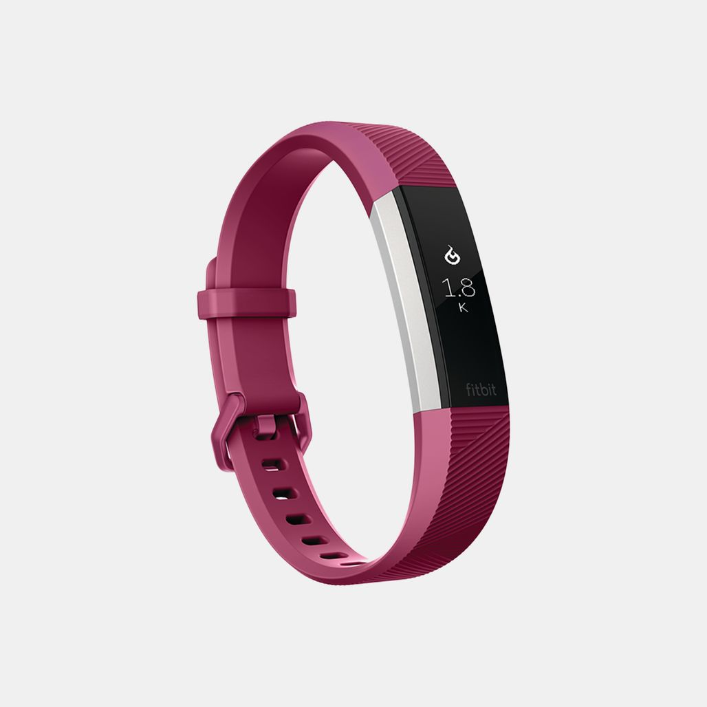 Fitbit Alta HR Fitness Tracker - Pink