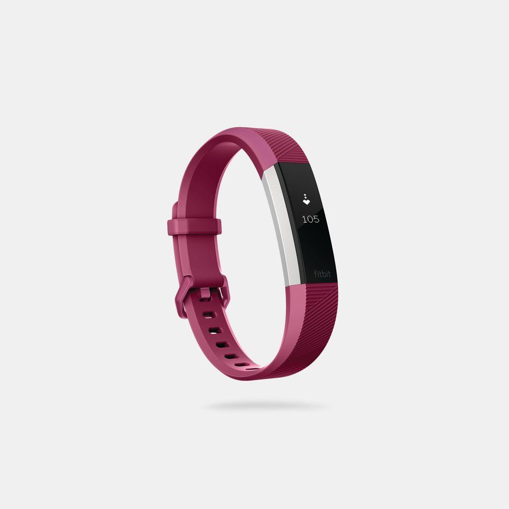 Fitbit Alta HR Fitness Tracker Small - Pink