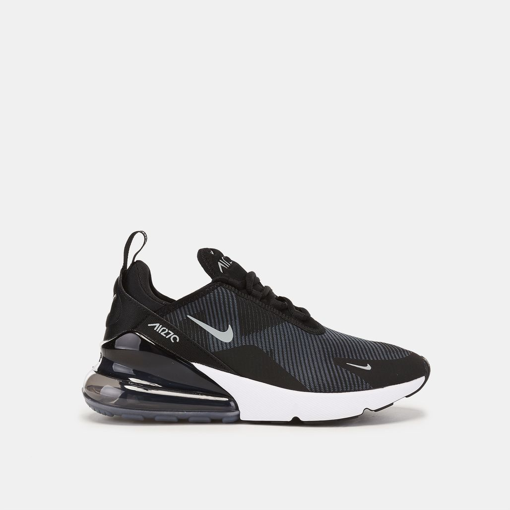 Nike Kids' Air Max 270 Jacquard Shoe (Older Kids)