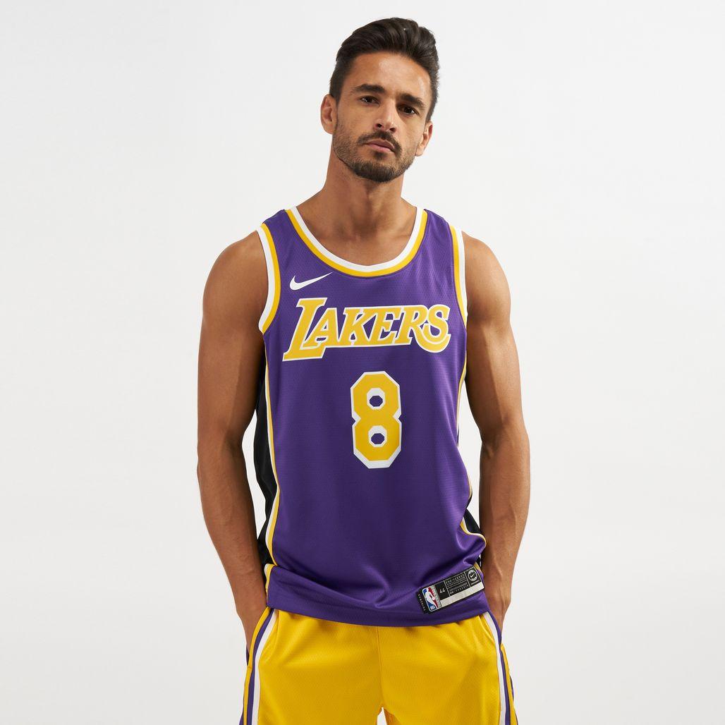 Nike NBA Los Angeles Lakers Kobe Bryant Swingman Jersey   Jerseys ...