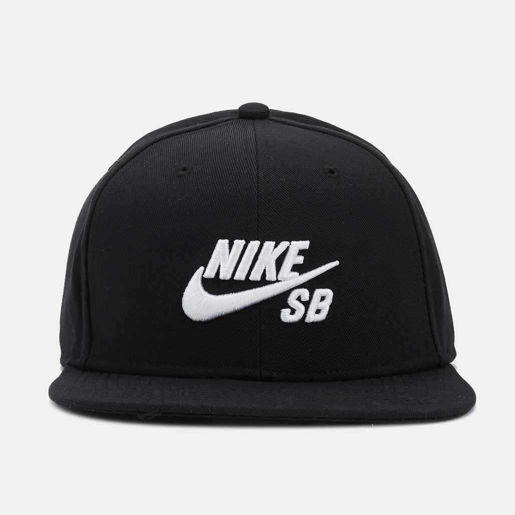 Nike SB Icon Pro Cap - Black