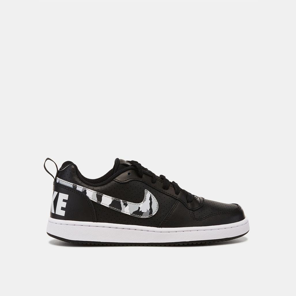 Nike Kids' Court Borough Low Shoe (GS)