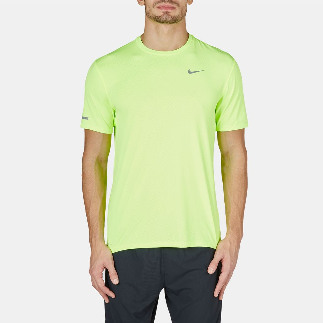 Nike Dri-FIT Contour Running T-Shirt