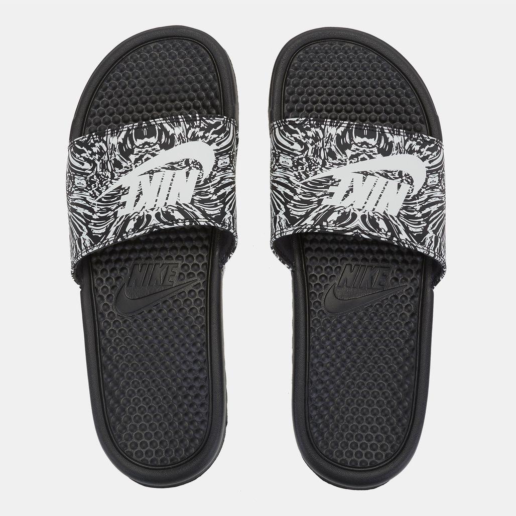 Nike Benassi Just Do It PrintSlide Sandals