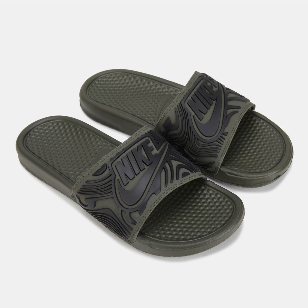 Nike Men's Air Benassi JDI SE Slides