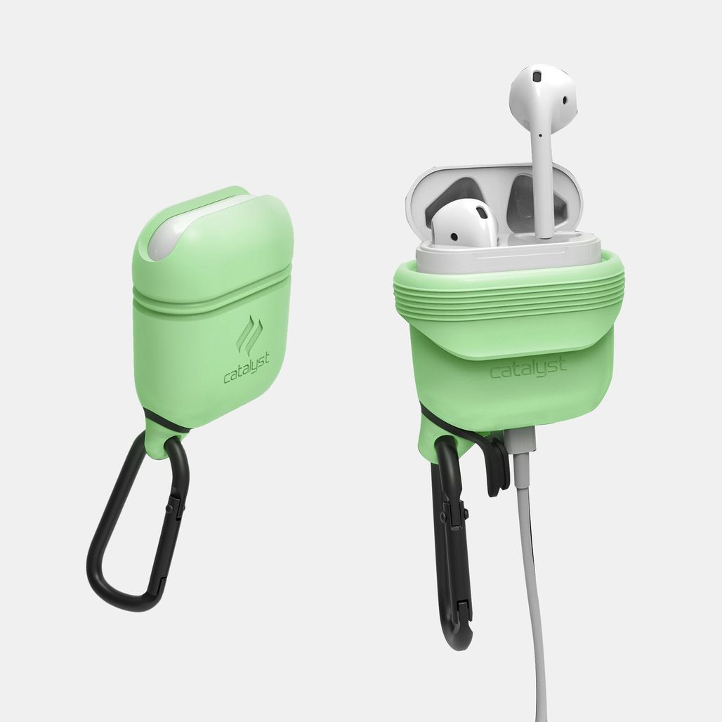 Catalyst Glow in the Dark Case for Airpods - Yellow