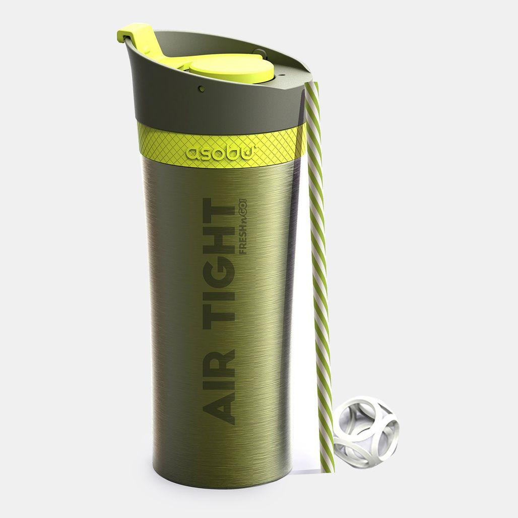 Asobu Fresh N Go! Double Wall Tumbler Bottle - Green