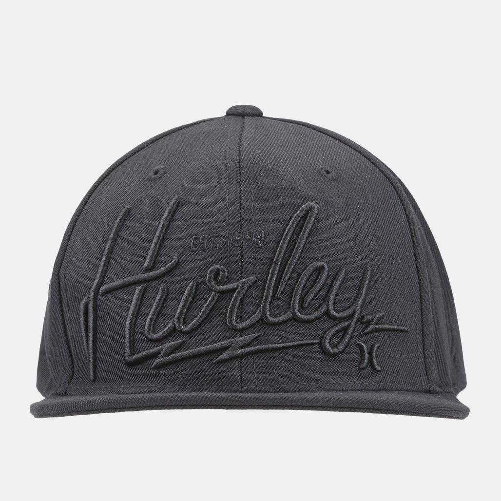 Hurley Bolts Cap - Black