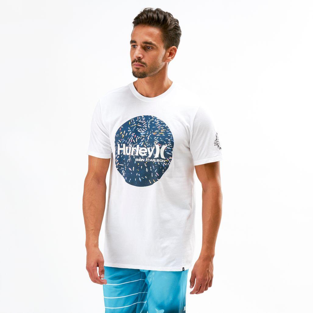 Hurley Ben Carson Premium T-Shirt
