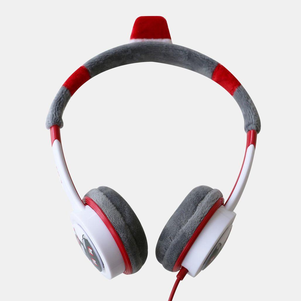 ZAGG Kids' iFrogz Little Rockers Costume Headphones - Multi