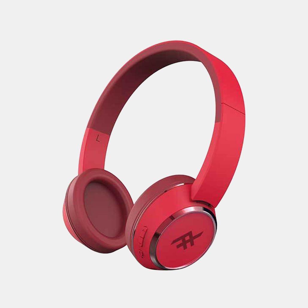 ZAGG Ifrogz Audio Coda Wireless Headphones With Mic - Multi