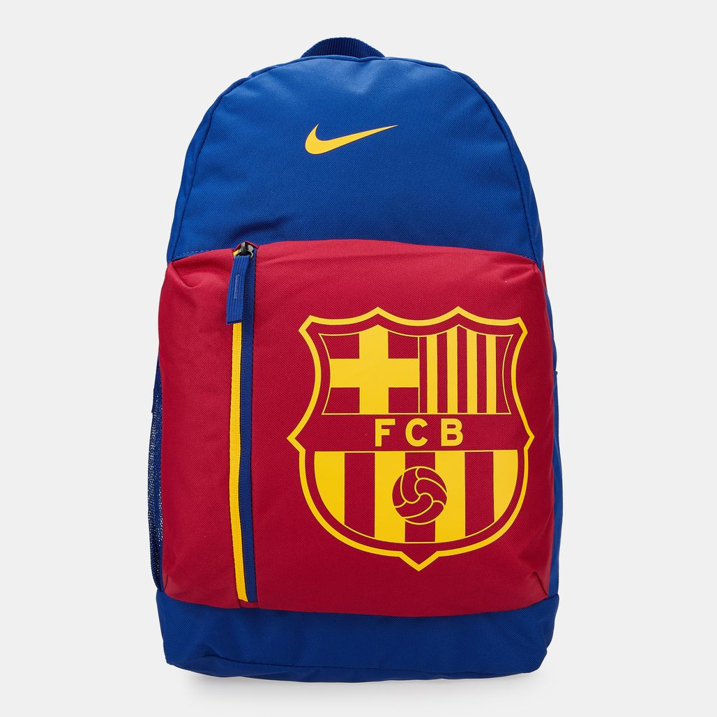 Nike Kids' FC Barcelona Stadium Football Backpack (Older Kids) - Blue