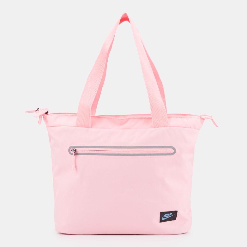 Nike Kids' Tech Tote Bag (Older Kids) - Pink